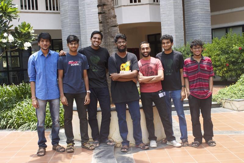 IOI 2016 Team Photo