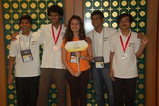 IOI 2011 Team Photo